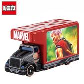 【日本正版】TOMICA Marvel T.U.N.E. Mov2.0 漫威英雄 雷神索爾 宣傳卡車 多美小汽車 玩具車 - 973218