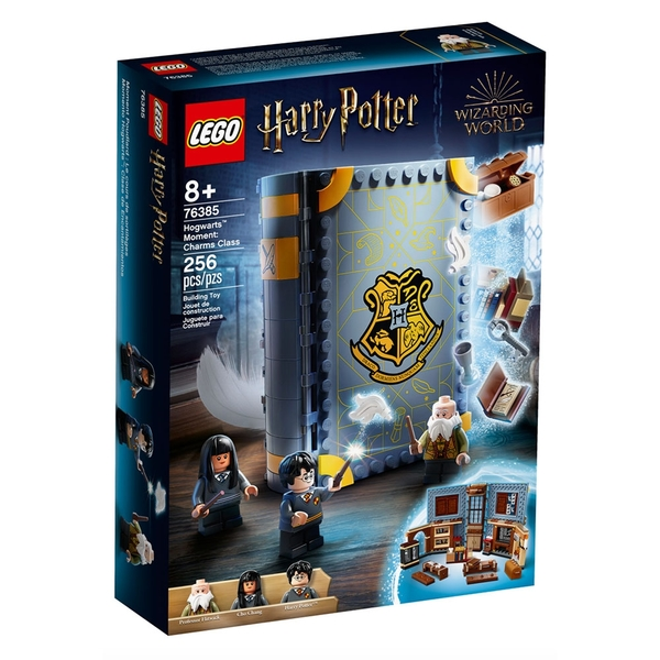 LEGO樂高 哈利波特系列 Hogwarts™ Moment: Charms Class_LG76385