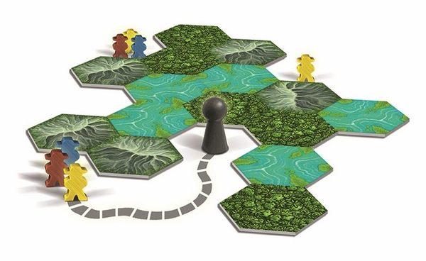 『高雄龐奇桌遊』 叢林探險 Costa Rica 繁體中文版 ★正版桌上遊戲專賣店★