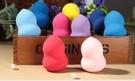 (現貨)韓國葫蘆型粉撲 快速上妝 可定妝 乾濕兩用 【不挑款隨機出】【H00675】