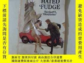 二手書博民逛書店原版英文外文】The罕見Spy Who Hated FudgeY