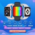 智慧手環藍芽通話手錶觸屏多功能支付運動鬧...
