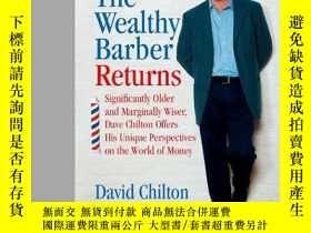 二手書博民逛書店The罕見Wealthy Barber ReturnsY256260 David Barr Chilton F