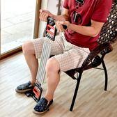 彈簧腳蹬拉力器鍛煉器材家用男士彈力瘦身神器健身腿部肌肉訓練器 js864『科炫3C』