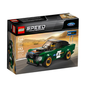 LEGO 樂高 SPEED 極速系列 75884 1968 Ford Mustang Fastback 【鯊玩具Toy Shark】