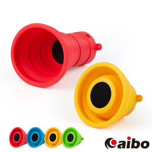 【aibo】Bluetooth X-HORN 號角I多媒體藍牙喇叭綠色