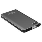 富士通FA200投影儀家用小型微型迷你3D高清4K手機無線WIFI便攜式NMS 台北日光