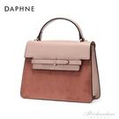 女包時尚商務休閒手提包側背斜背包包女 黛尼時尚精品