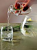 酒壶 水晶玻璃酒壺家用白酒杯溫酒壺冰酒壺暖酒器燙酒熱酒壺