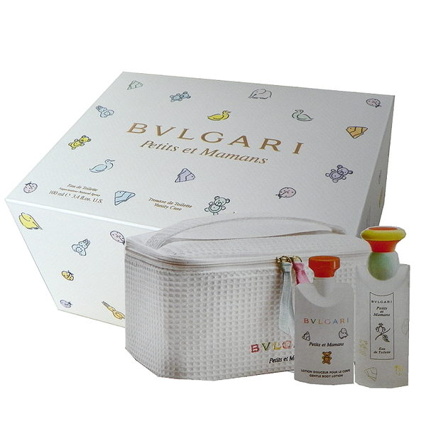 Bvlgari Petits et Mamans 甜蜜寶貝淡香水 100ml 禮盒