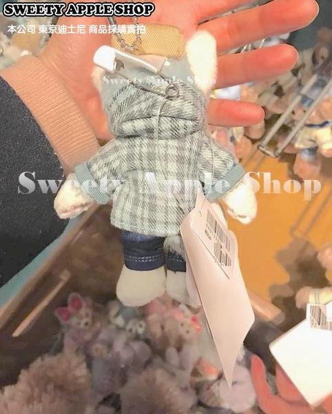 (現貨&樂園實拍) 東京迪士尼 樂園限定 達菲暖心之日系列 畫家貓 珠鍊別針 吊飾玩偶娃娃