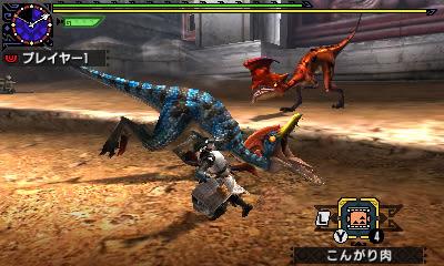 N3DSLL-魔物獵人X 日文版 新品 PLAY-小無電玩