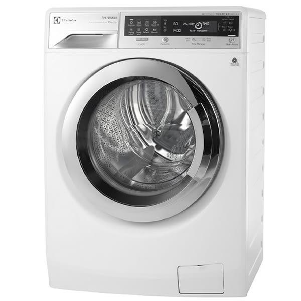 結帳現折$45XXX Electrolux 瑞典 伊萊克斯 10KG 洗脫烘洗衣機 EWW14012 (220V)