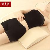 記憶棉腰靠修復腰椎護腰靠枕腰椎保健墊枕床上孕婦墊HM 范思蓮恩