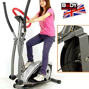 手足健身車[安規認證]數位交叉訓練機.兩用健身車.推薦哪裡買【BODY SCULPTURE】特賣會熱銷