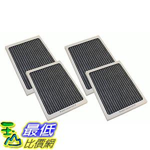[106美國直購] 4 Premium Frigidaire Pure Air Ultra Refrigerator Air Filter EAFCBF, PAULTRA, 242061001