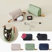 韓版 簡約尼龍立體化妝包 多夾層 大容量 盥洗包 口紅包 收納包 旅行收納袋【RB500】
