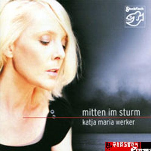 【停看聽音響唱片】【CD】卡提雅.瑪利亞.韋克:暴風眼