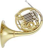 【金聲樂器】JUPITER JHR-1100 DQ 法國號 F/Bb 雙調 喇叭可拆式 JHR1100 DQ