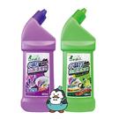 小綠人 小蘇打浴廁清潔劑 600ml : 薰衣草、檸檬