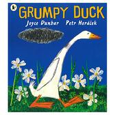 麥克書店Grumpy Duck情緒管理英文圖畫童書
