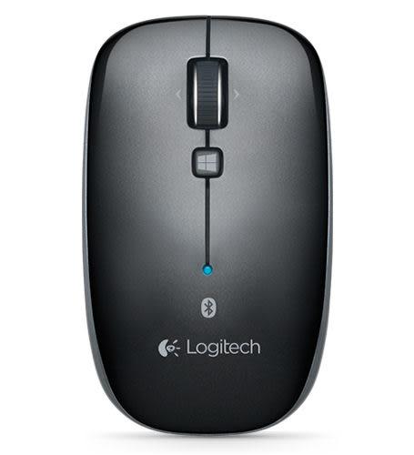 Logitech 羅技 Bluetooth Mouse M557 藍芽滑鼠 黑色 無線藍牙