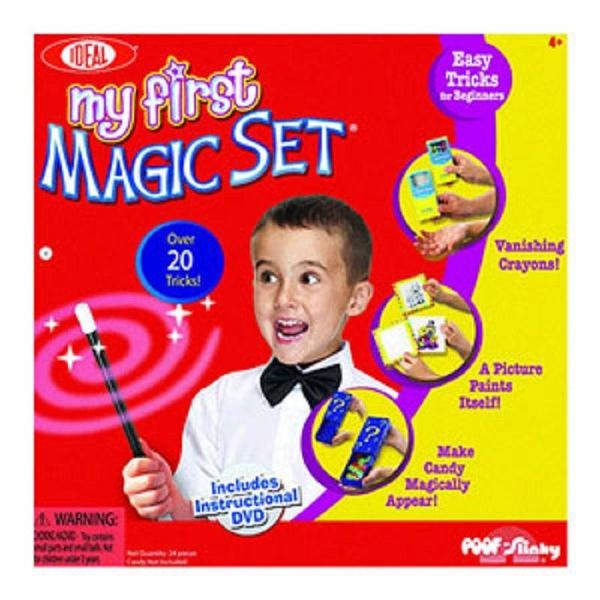 我的第一套魔術寶典【美國Ideal】