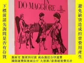 二手書博民逛書店Vivaldi罕見Concerto in do maggiore 維瓦爾第 C大調雙簧管協奏曲 (大16開本,另附