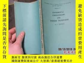 二手書博民逛書店experimental罕見correlograms and f