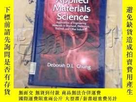 二手書博民逛書店Applied罕見Materials ScienceY11418