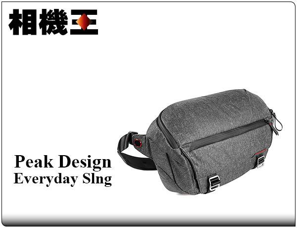 ★相機王★Peak Design Everyday Sling 10L 隨行者攝影包 相機包 炭燒灰