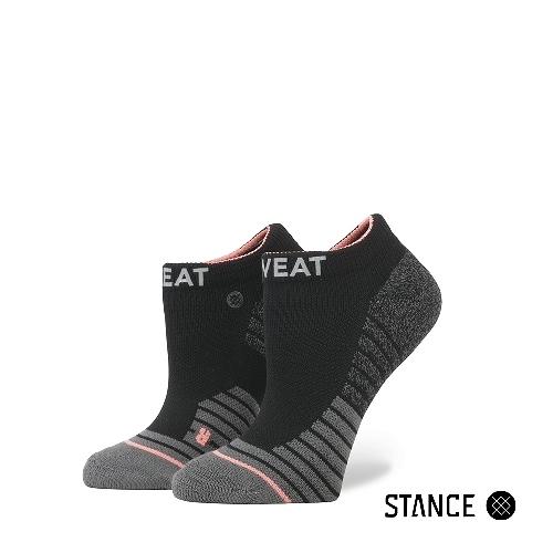 【STANCE】REFLECTIVE SWEAT-女襪-機能襪-Adrianne Ho聯名設計款(W257D16REF BLK)
