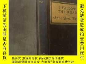 二手書博民逛書店I罕見FOLLOW THE ROAD [看圖】Y17719 I