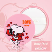 【Miss.Sugar】韓國 Innisfree X Snoopy 史努比 天然薄荷礦物控油蜜【K4003286】