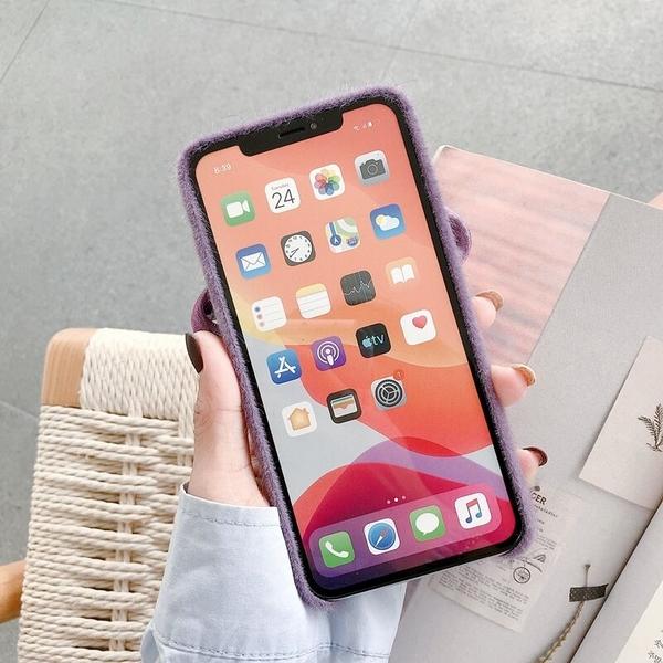絕美紫色蝴蝶結 適用 iPhone12Pro 11 Max Mini Xr X Xs 7 8 plus 蘋果手機殼