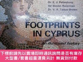 二手書博民逛書店塞浦路斯的腳印(Footprints罕見in Cyprus)Y252468 Sir David Hunt Tr