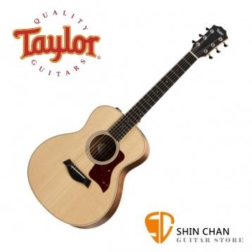 Taylor GS Mini-e Walnut(胡桃木)可插電民謠吉他(附gsmini原廠電木吉他袋)36吋小吉他/電木吉他
