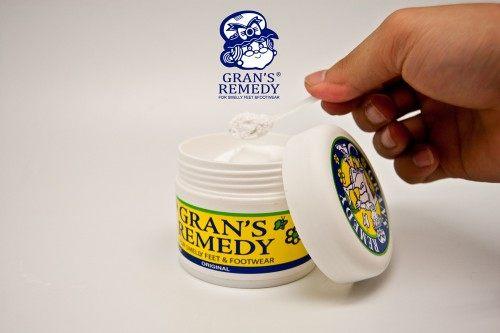 【速捷戶外】Gran's Remedy 紐西蘭神奇除臭粉 - 薄荷 由紐西蘭進口的神奇除鞋腳臭粉