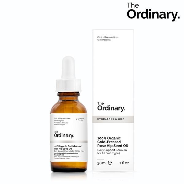 The Ordinary 100%冷榨玫瑰果籽油 30ml【SP嚴選家】