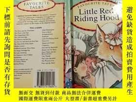 二手書博民逛書店little罕見red riding hood:小紅帽:Y200392