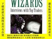 二手書博民逛書店Market罕見Wizards: Interviews With Top Traders-市場奇才:頂級交易員訪談