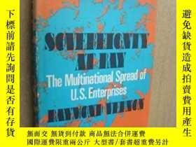 二手書博民逛書店Sovereignty罕見At BayY255562 Raymond Vernon Basic Books