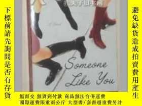 二手書博民逛書店原版英文書《罕見Someone Like You 》by Cat