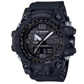 CASIO G-SHOCK/強悍有力征服電波動運腕錶/GWG-1000-1A1DR
