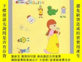 二手書博民逛書店Light罕見Yellow Workbook CHEERY EN
