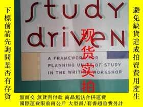 二手書博民逛書店Study罕見Driven 英文英語原版Y238497 ISBN