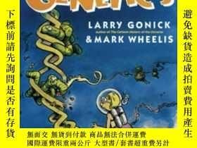 二手書博民逛書店The罕見Cartoon Guide To GeneticsY364682 Larry Gonick Harp