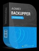 AOMEI Backupper Professional 完整、可靠且快速的Win PC備份軟體 終身升級