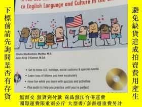 二手書博民逛書店celebrate罕見the American Way : A Fun ESL Guide to Language