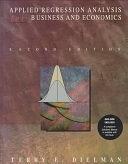 二手書博民逛書店《Applied Regression Analysis for Business and Economics》 R2Y ISBN:0534265863